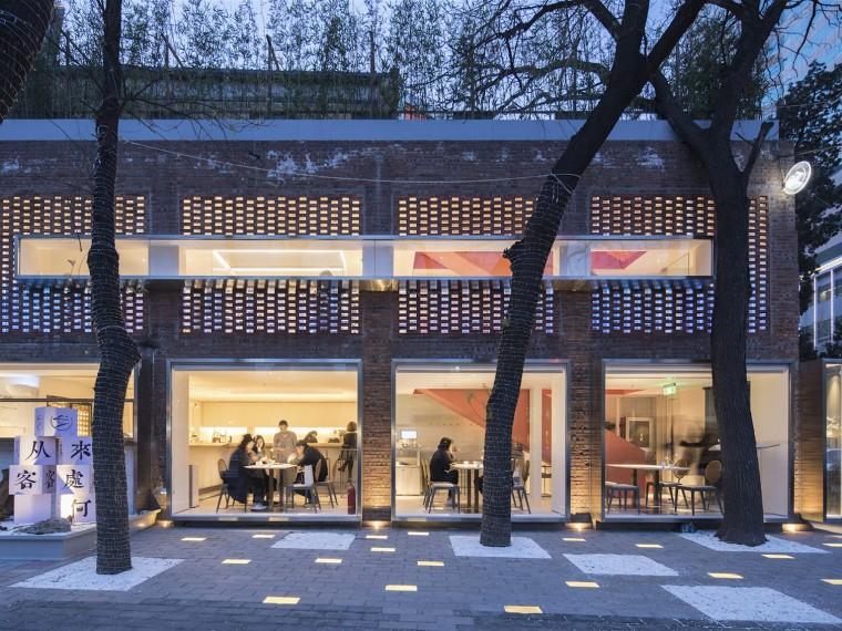 北京客从何处来甜品餐馆