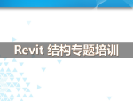 Revit鏁欑▼-revit缁撴瀯涓撻鍩硅锛�51椤�