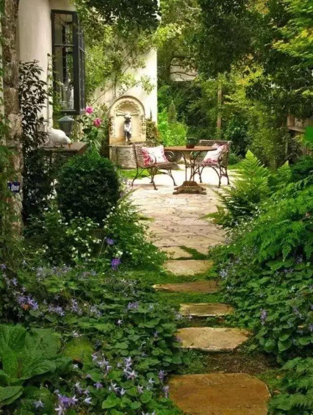 你真正需要的,也许只是一个小院,看繁花爬满篱笆_6