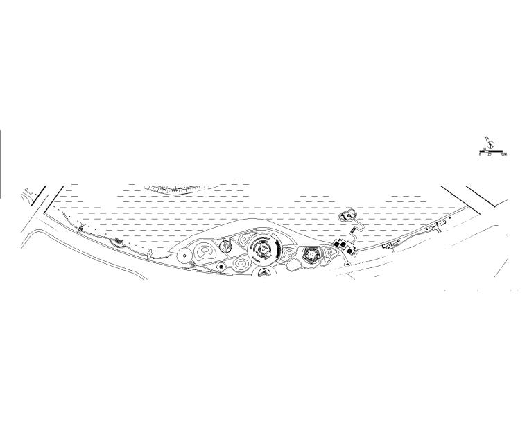 [江西]某滨湖公园景观设计全套施工图