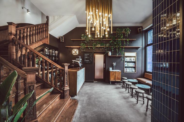 英国Pilgrim酒店-4