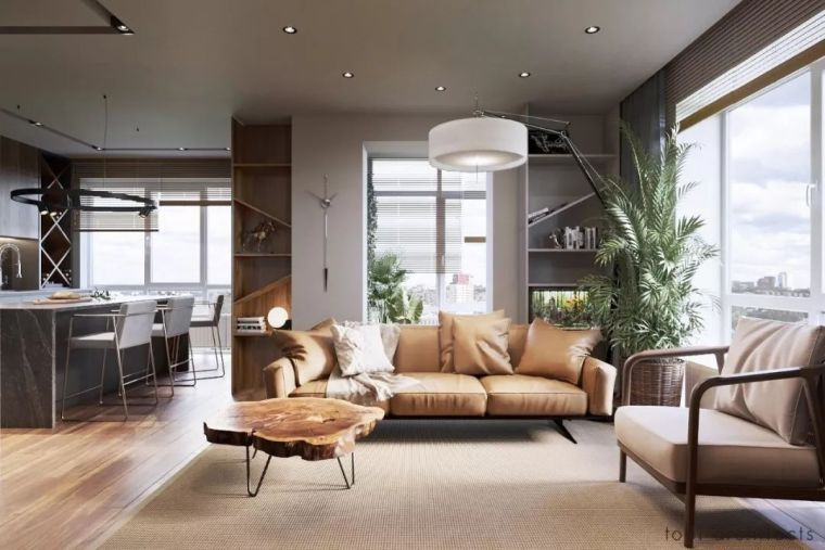 2019客厅设计7大流行趋势