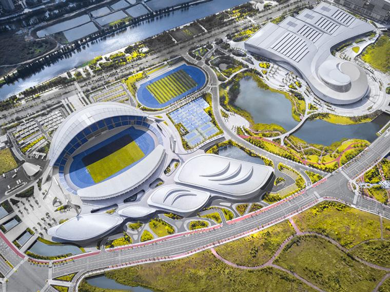 江门保利体育中心