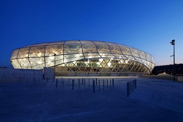 法国:AllianzRivera体育场-2-法国:Allianz Rivera体育场第1张图片