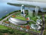 杭州江干文体中心建筑设计方案文本