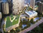 成都河畔成都新世界大酒店规划设计
