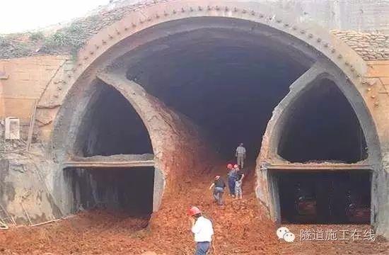 隧道浅埋暗挖法--下