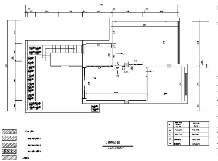 虹桥花园别墅设计施工图(附效果图)