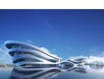 【江苏】盐城文化中心多套建筑方案展示
