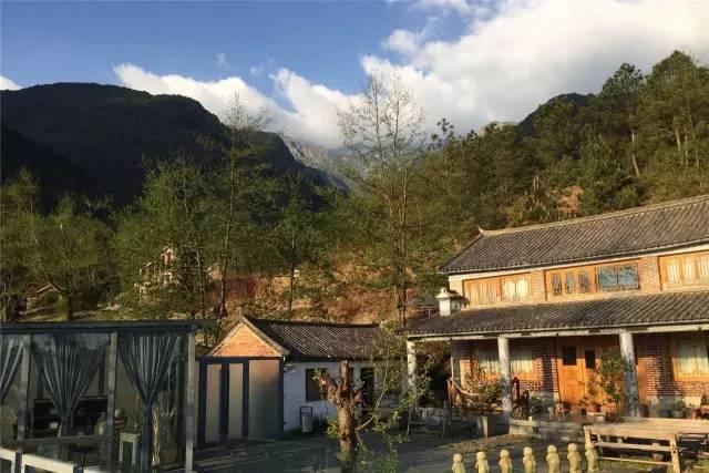 中国最美五十家民宿院子_28