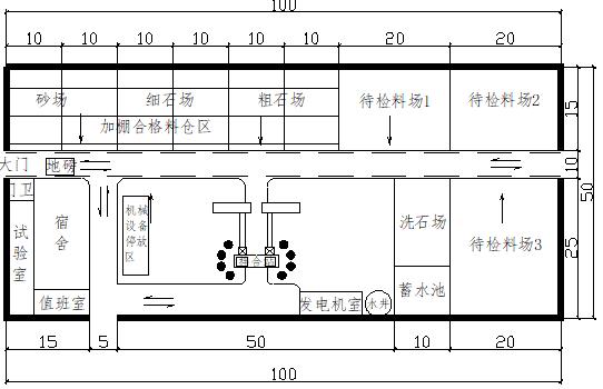 钢筋混凝土系杆拱施工组织设计(共11座桥72页)_2