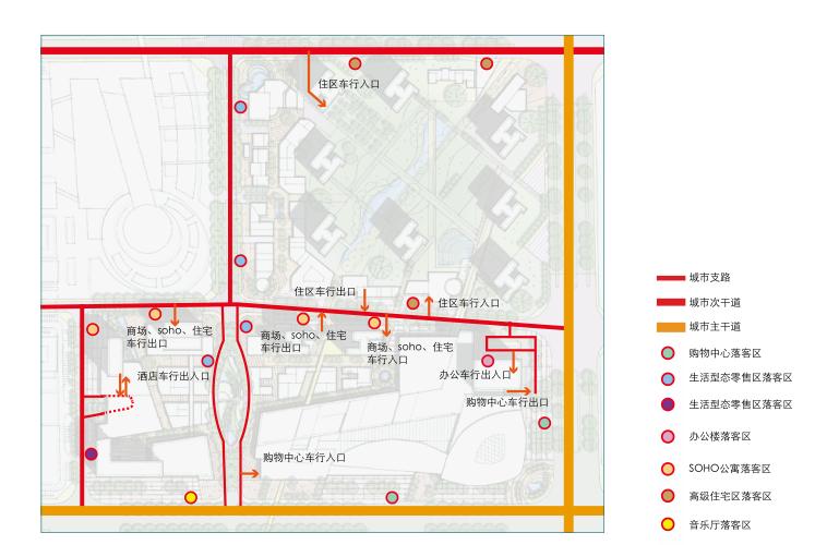华润戆州章江新区城市商业综合体建筑设计方案文本_6