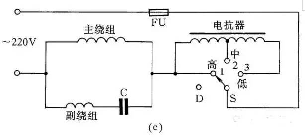 12种常用的电气设备接线图_15