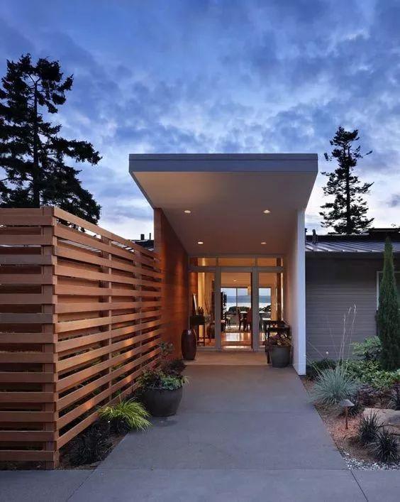 用心设计过的围墙,能让你家小院瞬间与众不同!_17