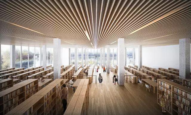[Maxwell]图书馆室内渲染思路分享