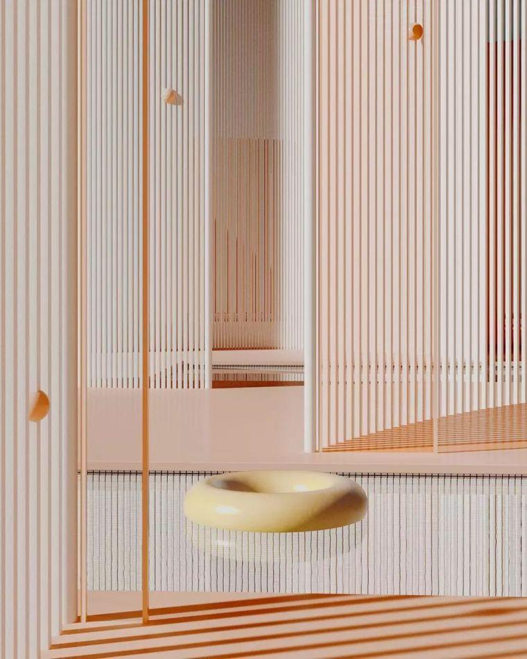建筑设计中的点线面_9