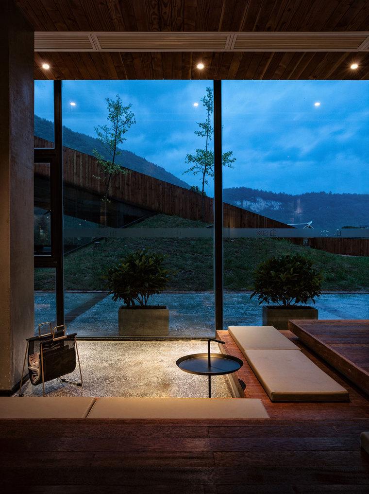 张家界传统湘西风格的六甲设计酒店-24