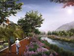 【云南】禄劝县掌鸠河湿地滨河公园景观方案设计文(包含PDF149页)