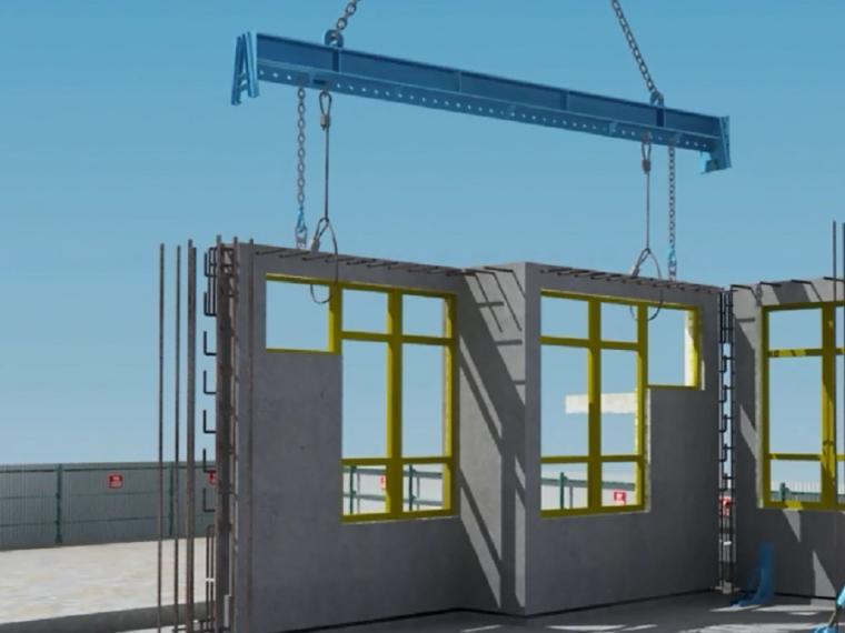 [合肥]高层住宅项目装配整体式剪力墙结构吊装方案(60页含计算书详图)