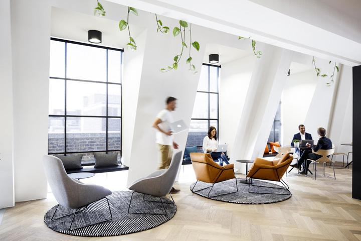 英国Slack科技公司办公室-7