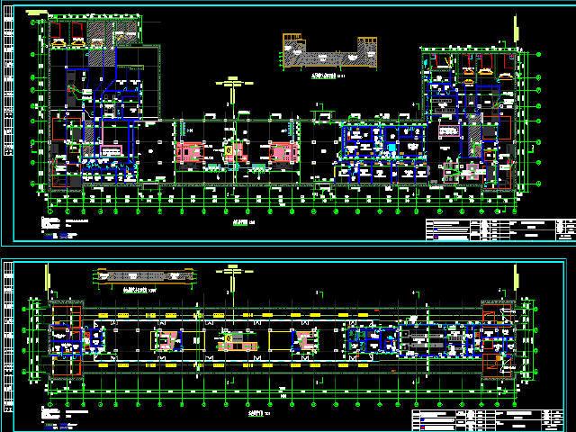 明挖法地下双层三跨岛式站台地铁车站设计图88张(建筑结构综合接地,交通疏解管线迁改)