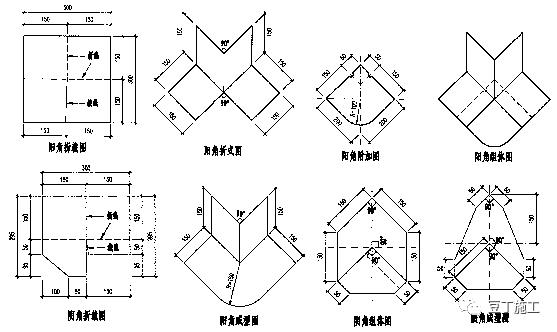 一篇文章搞懂地下室、屋面、卫生间等防水做法(含节点图)