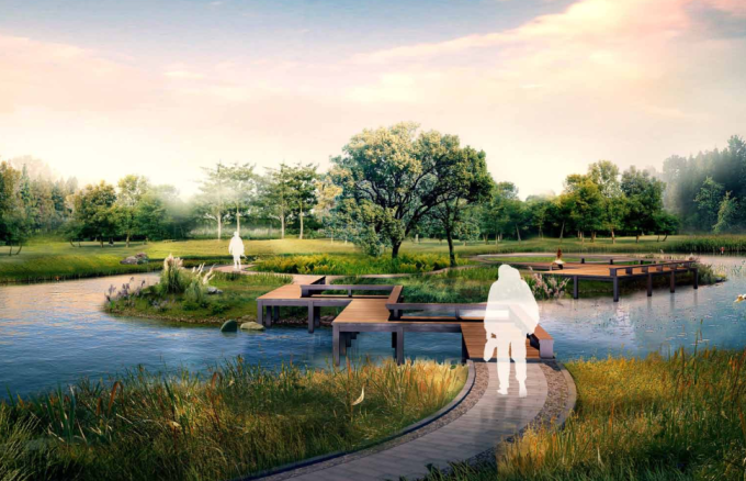 [合集][广东]海峡两岸创意生态农业城市规划设计方案(景观、旅游、详细修建、新农村、总体规划)