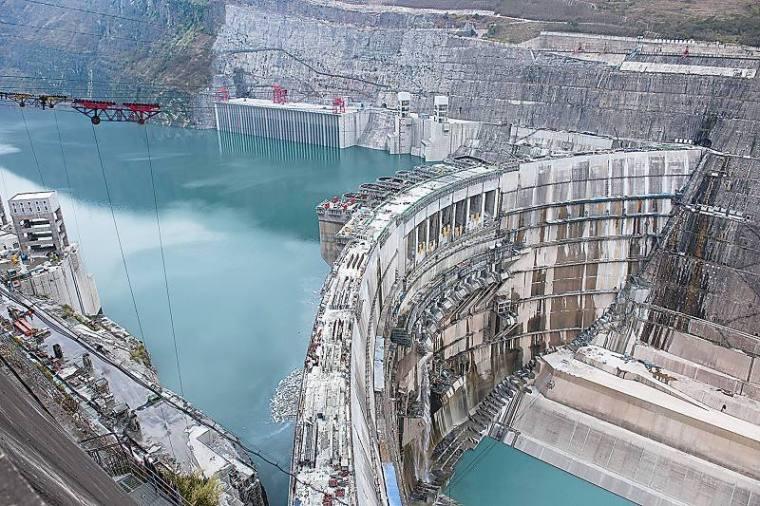 某水电站施工组织设计方案