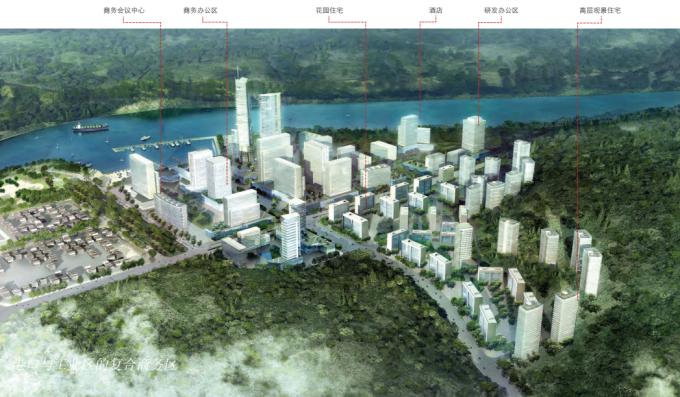 [四川]山水宜居特色临港经济开发区城市规划设计方案_3