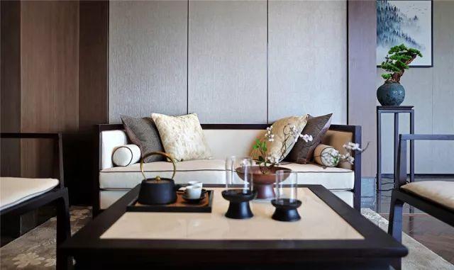 中国式的优雅奢华别墅空间,化繁为简却美出新高度!