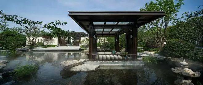 50款|各式新中式景观亭设计_50