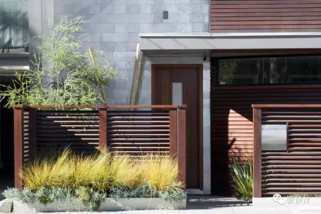 有了院子,围墙要这样设计