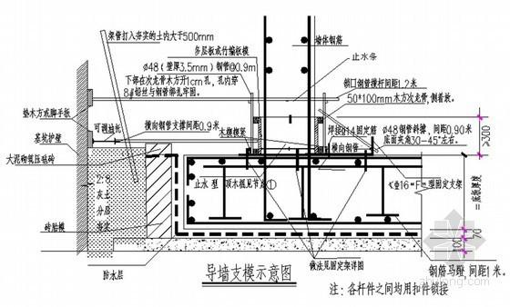 [北京]高层办公楼土建施工组织设计(框架剪力墙结构)