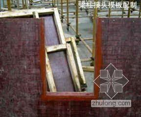 某大厦地下工程模板专项施工方案