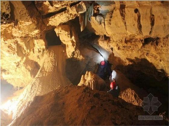 隧道工程岩溶处治预案设计图