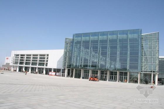 [北京]展览中心建筑装饰装修工程监理实施细则