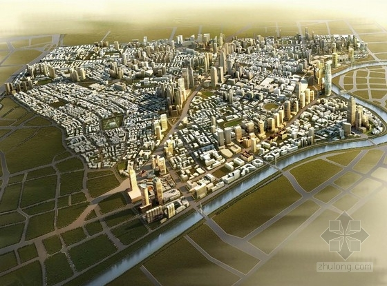 [天津]大型城市综合体规划设计方案文本