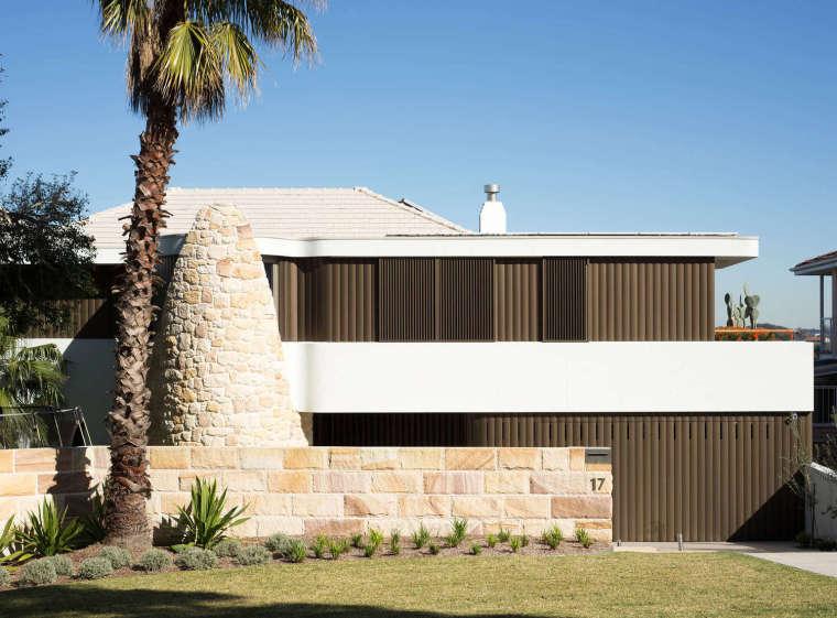 澳大利亚圆形碉堡住宅