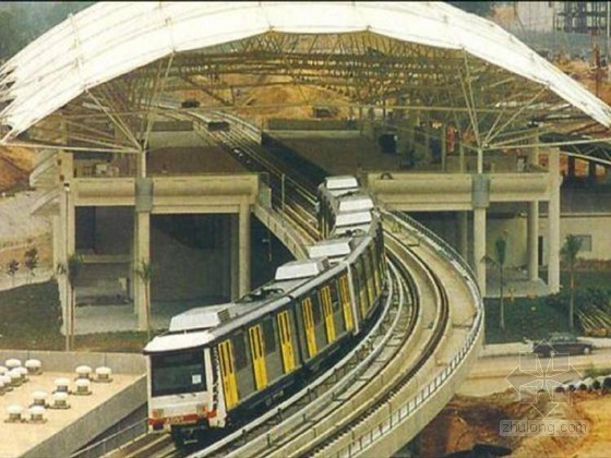 [广东]地铁轨道样板工程散铺方案66页(钢轨)