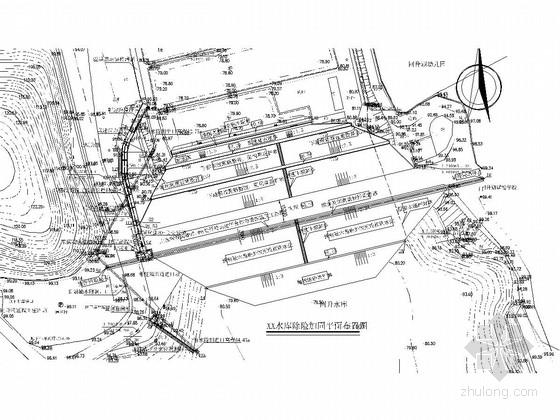 [湖南]小(一)型病险水库大坝除险加固工程施工图