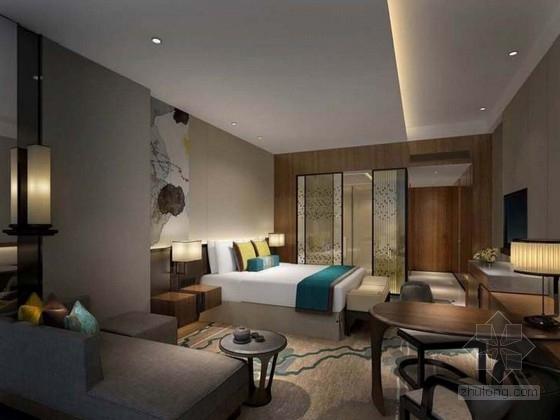[杭州]国内顶级都市现代国际会议型酒店艺术品设计方案