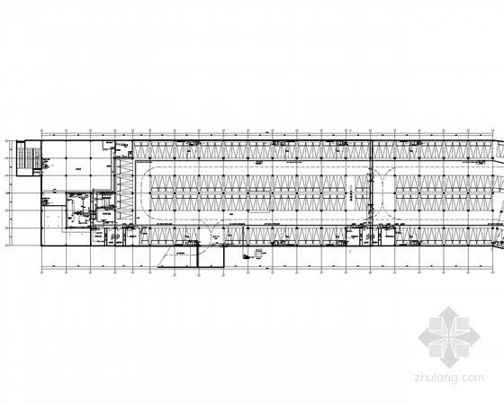 [河南]公园地下车库电气施工图(最新甲级院设计)