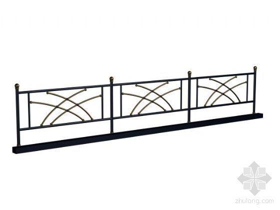 栏杆模型1