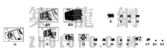 小广场全套施工图-3