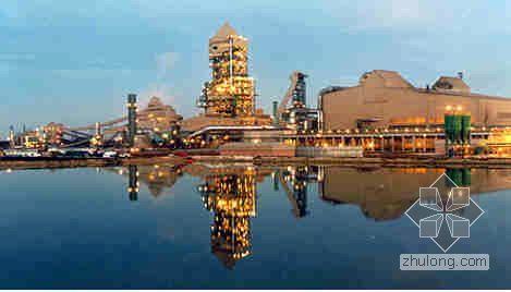 上海某钢厂炼铁工程施工组织设计(土建 鲁班奖 附图丰富)