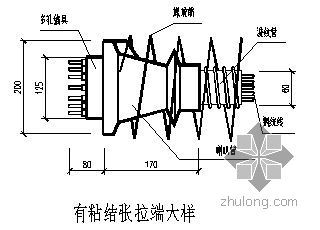 北京某商住楼预应力梁板施工方案