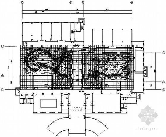 [福建]宾馆景观给排水全套施工图纸