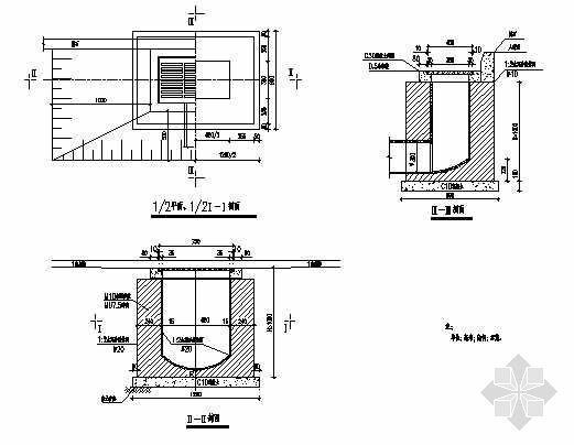 某设计院常用国标市政排水配图