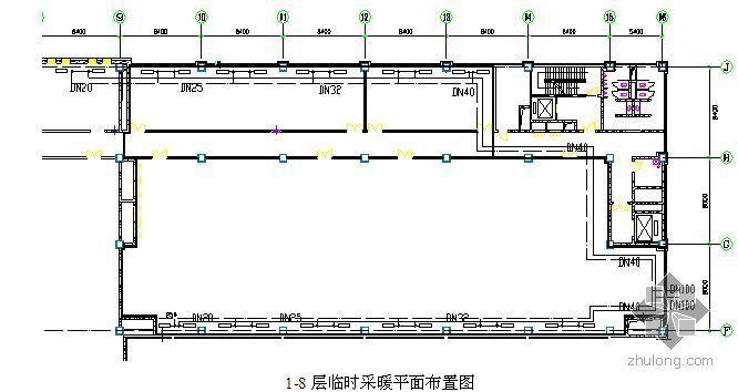 北京某办公楼冬季施工方案(2008年)