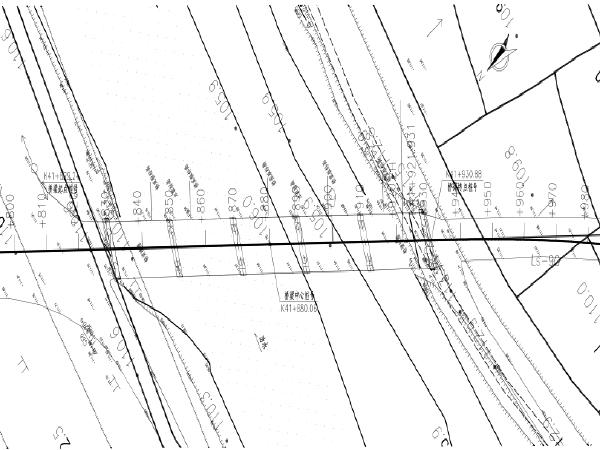 U形混凝土衬砌渠道设计图资料下载-跨河道旅游线路大桥拆除重建工程施工设计图(含投标文件)